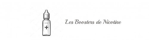 NOS BOOSTERS DE NICOTINE