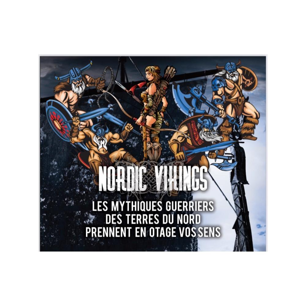NORDIC VIKING - CRISTAL VAPE